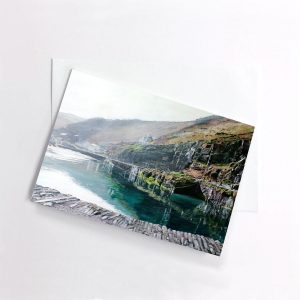 Post Card - Through The Mist